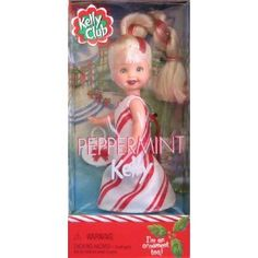 Barbie Kelly Club Peppermint Kelly (Mattel 2001)