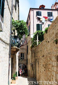 Dubrovnik Lookbook: The Set Of Game Of Thrones Is A City Of Stone & Light.  #croatia #dubrovnik #dalmatiancoast #travelphotography #croatiatravel