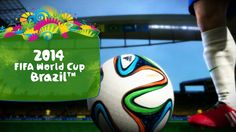 Fifa Worldcup Football View Wallpaper