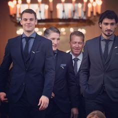 Mehr Stil geht nicht! #Weltmeister #DerVierteStern #SilbernesLorbeerblatt  via http://instagram.com/mercedesbenzfussball…