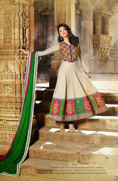 USD 75.27 Brown Cotton Designer Salwar Kameez 31606