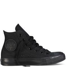 Chuck Taylor All Star Classic Colors Black Monochrome black monochrome