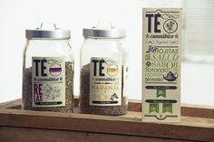 Delideluxe's THC-free cannabic tea on Behance