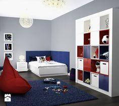 Projekt wnętrz domu - Pokój dziecka, styl nowoczesny - zdjęcie od ARCHISSIMA
