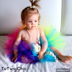 Rainbow Tutu, Baby Tutu, Infant Tutu, Toddler Tutu, Tutu, Photo Prop Tutu, First Birthday Tutu, Cake Smash Tutu, Girls Tutu