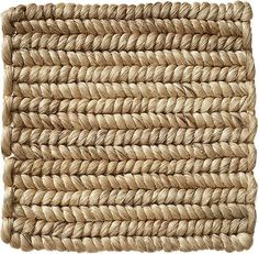 Sisal W6 Natural #1 {rugs, carpets, textures, home collection, decor, residential, commercial, hospitality, warp & weft}