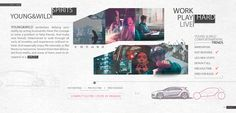 VW Ghost on Behance