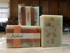 Check out this item in my Etsy shop https://www.etsy.com/listing/507870391/amber-warm-earthy-citrus-handmade-soap