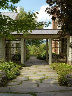 Pratolino - traditional - landscape - burlington - by Cushman Design Group