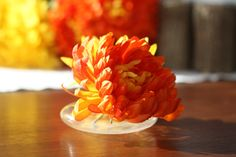 Last-Minute Table Decorating Ideas >> http://blog.diynetwork.com/maderemade/2014/11/24/last-minute-thanksgiving-table-ideas/?soc=pinterest