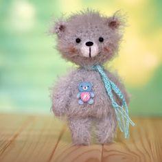 4 inches Teddy bear available