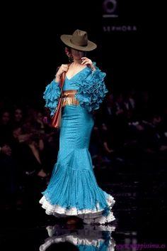 Traje de Flamenca - Vicky-Martin-Berrocal - Simof-2011
