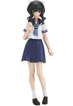 Black Rock Shooter: Takanashi Yomi figma Action Figure