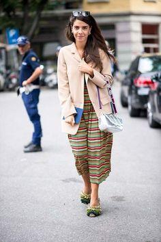 Milano Moda Haftası Sokak Stili: 3. Gün - Fotoğraf 1 - InStyle Türkiye