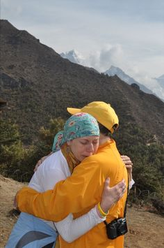 LiveStrong Trek to Mt. Everest: What the mountain has to teach us. Human growth through adversity. #Livestrong #Richard_Deming #Mt_Everest #Des_Moines #IA