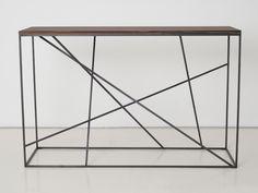 Wooden console table MIKADO | Console table - INTERNI EDITION