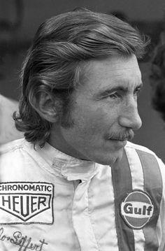 Jo Siffert (Svizzera, 1936-1971, circuito di Brands Hatch)
