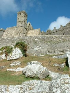 Rock of Cashel, Tipperary, Ireland Copyright: John Murphy