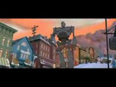 """The Iron Giant - """"You are who you choose to be."""""""