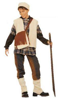 costume de berger