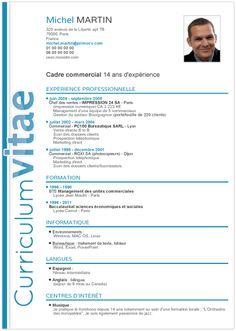 2016 Curriculum Vitae Samples | resumeseed.com