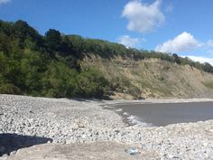 Porthkerry Beach Spring 2014