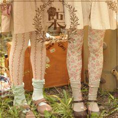 Shocks, tights, shoes <3