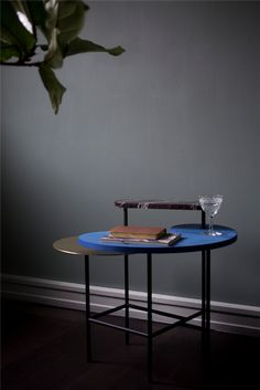 Palette table JH8 by Jaime Hayon