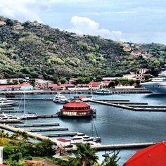 Port Of St. Thomas in Charlotte Amalie, Saint Thomas Island