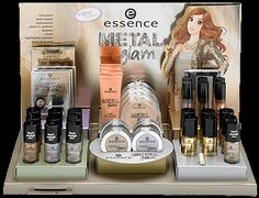 metal glam - essence cosmetics