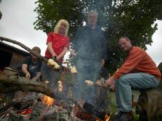 Lagerfeuererlebnis auf dem Ferienhof Off in Sindelsdorf/Pfaffenwinkel