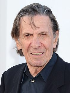 He will be sorely missed.   Star Trek's Mr. Spock, Leonard Nimoy, Dies at 83 http://www.people.com/article/leonard-nimoy-dies