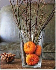 Autumn's Decorations