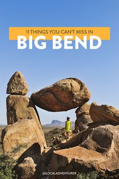 Looking for the coolest things to do in Big Bend National Park? This post is packed with the spots you can't miss and travel tips to help you make the most of your visit // Local Adventurer Texas Travel, Travel Usa, Oregon Travel, Travel Europe, Travel Destinations, Stuff To Do, Things To Do, Packing Tips For Travel, Travel Hacks