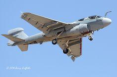 "Grumman EA-6B Prowler BuNo 160788 US Navy VAQ-129 ""Vikings"" NAS Whidbey Island, WA"