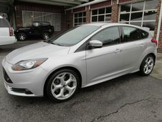 2013 Ford Focus ST, 8,883 miles, $23,900.