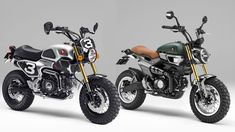 These Honda Grom Scrambler Concepts Are Perfect and We Love Them - The Drive