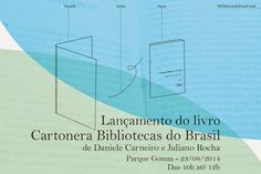 Lançamento da Cartonera Bibliotecas do Brasil no Parque Gomm - Bibliotecas do Brasil Line Chart, Bar Chart, Rock, Brazil, Libraries, Park, Culture, Bar Graphs