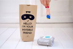 "Kit ""Amigo invisible"""