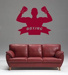 Ik1377 Wall Decal Sticker Kick Boxing Ring Gloves Tournament Living Room Gym StickersForLife http://www.amazon.com/dp/B00Z39M5EW/ref=cm_sw_r_pi_dp_WHeDvb1AYZGXM