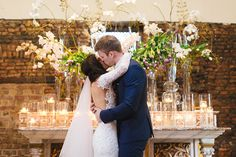 """""""My heart is, and always will be yours"""" Service Providers: Assistant Photographer: Lisa Rieken Hair Makeup, Bride, Wedding Dresses, Wedding Bride, Bride Dresses, Bridal Gowns, Alon Livne Wedding Dresses, Hairdos, Wedding Gowns"""