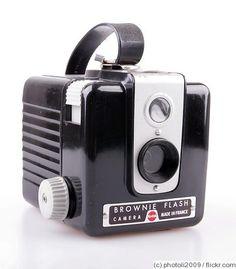 Kodak Brownie Flash. ♥