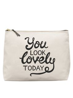Cool Makeup Bags: 10 Picks That Are Cooler Than Their Contents | StyleCaster