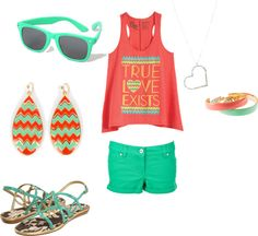 Zig Zag!!, created by krsquirt on Polyvore