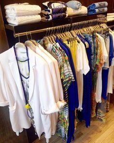 The new rules of streetwear straight from #matfashion store #downtown Athens {Ermou 77} • Λευκές και μπλε αποχρώσεις και multi-patterned κομμάτια για άψογα ανοιξιάτικα look. #mat_Ermou #Monastiraki #springsummer2016 #collection #shopping #athens #fashionista #streetstyle #fashiongram #realsize #streetwear #inspiration #ootd #plussize #instafashion