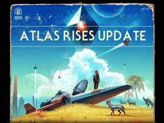 No Man's Sky 1.3 Fr Atlas Rising