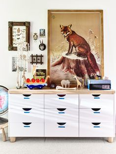 2 Eclectic and Original Children's Rooms - Petit & Small