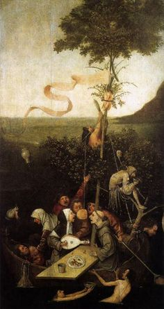Hieronymus Bosch, The Ship of Fools