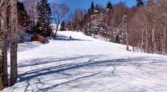 Piste côte Spruce, Stowe, Vermont, USA, mars 2017 Stowe Vermont, Mars, Snow, Usa, Outdoor, Outdoors, March, Outdoor Games, Human Eye