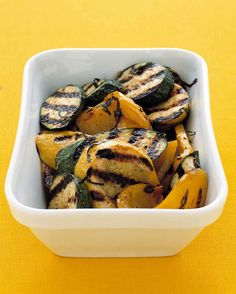 Grilled Zucchini and Squash Recipe - from miraclerecipes.com!